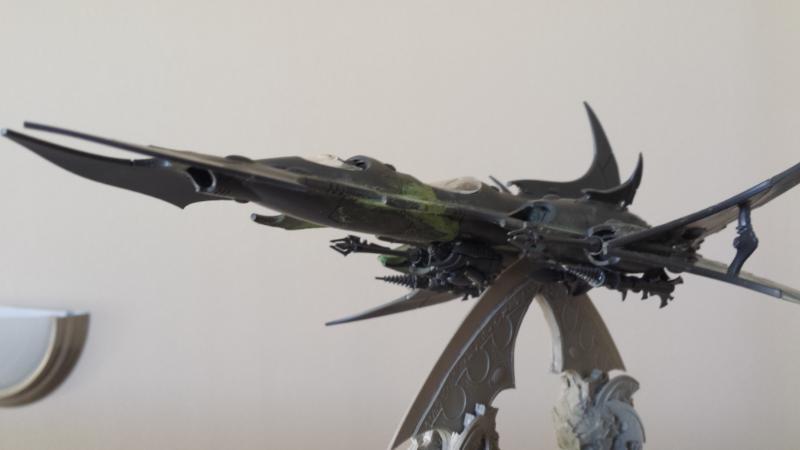 All Plastic Dark Eldar Voidbomber8