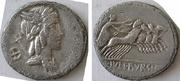 REPUBLICANAS - Página 2 L__Julius_Bursio_denarius_85_BC_Craw_353_1a_Repo