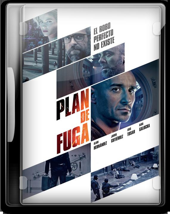 CARÁTULAS DE PELÍCULAS - Página 4 Plan_de_Fuga