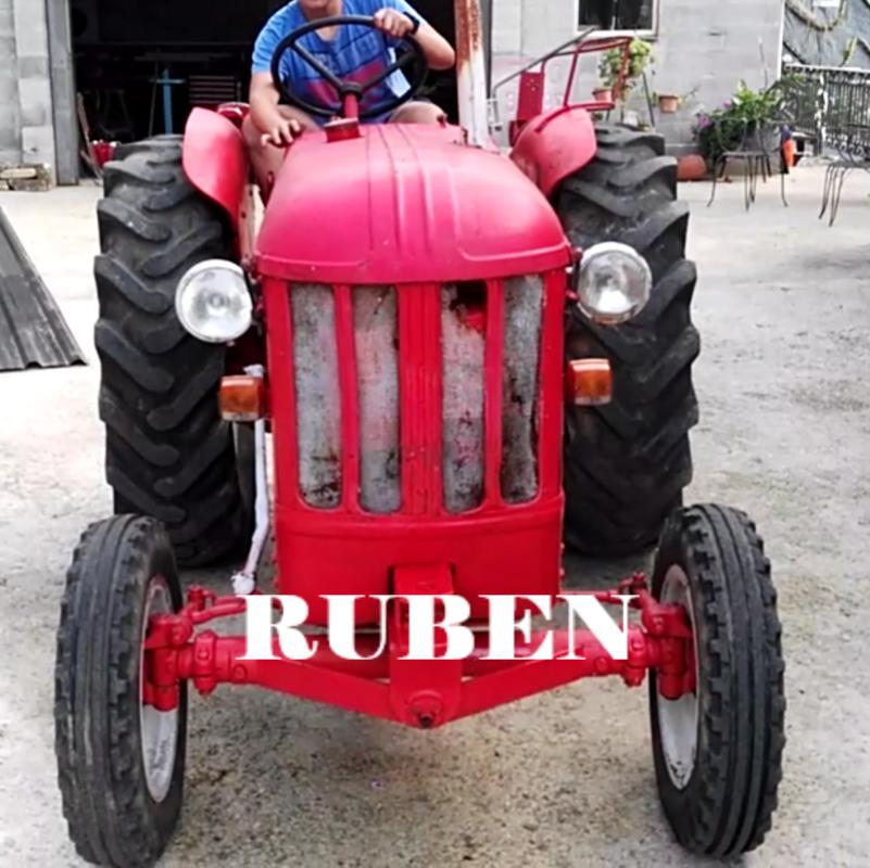 [Hanomag Barreiros R-335S] Presentación y restauración de mi tractor IMG_20180205_213736