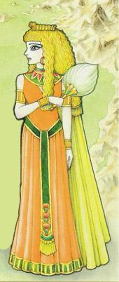 Hình màu Carol trong bộ cô gái sông Nile (Ouke Monshou) - Page 4 Carol_359
