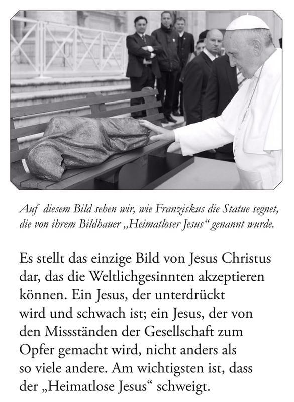 Papst Franziskus (IHS) als Führer der Weltreligion - Seite 7 Papa