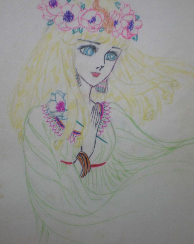 Hình màu Carol trong bộ cô gái sông Nile (Ouke Monshou) - Page 5 Carol_422