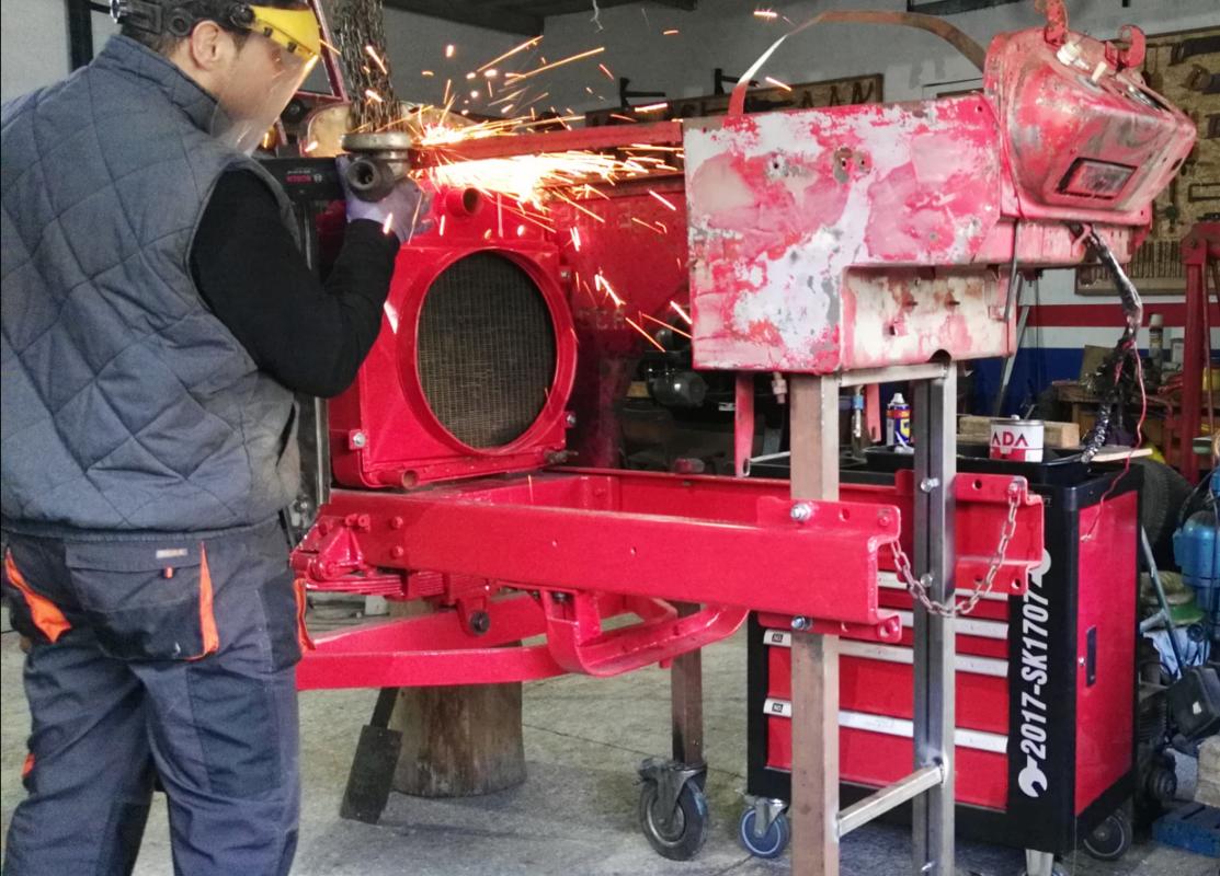 [Hanomag Barreiros R-335S] Presentación y restauración de mi tractor - Página 2 IMG_20180221_104705