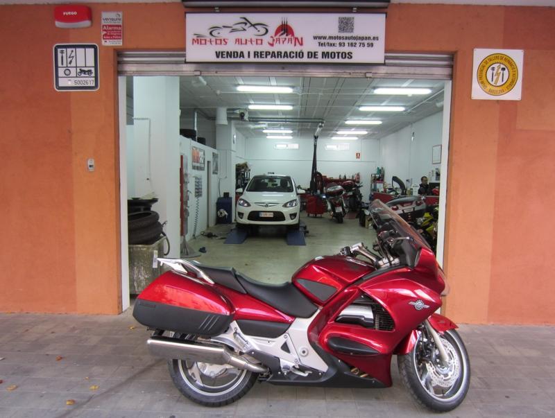 Taller Motos Auto Japan (Barcelona) Taller1