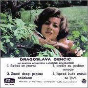 Dragoslava Gencic - Diskografija  1968_z