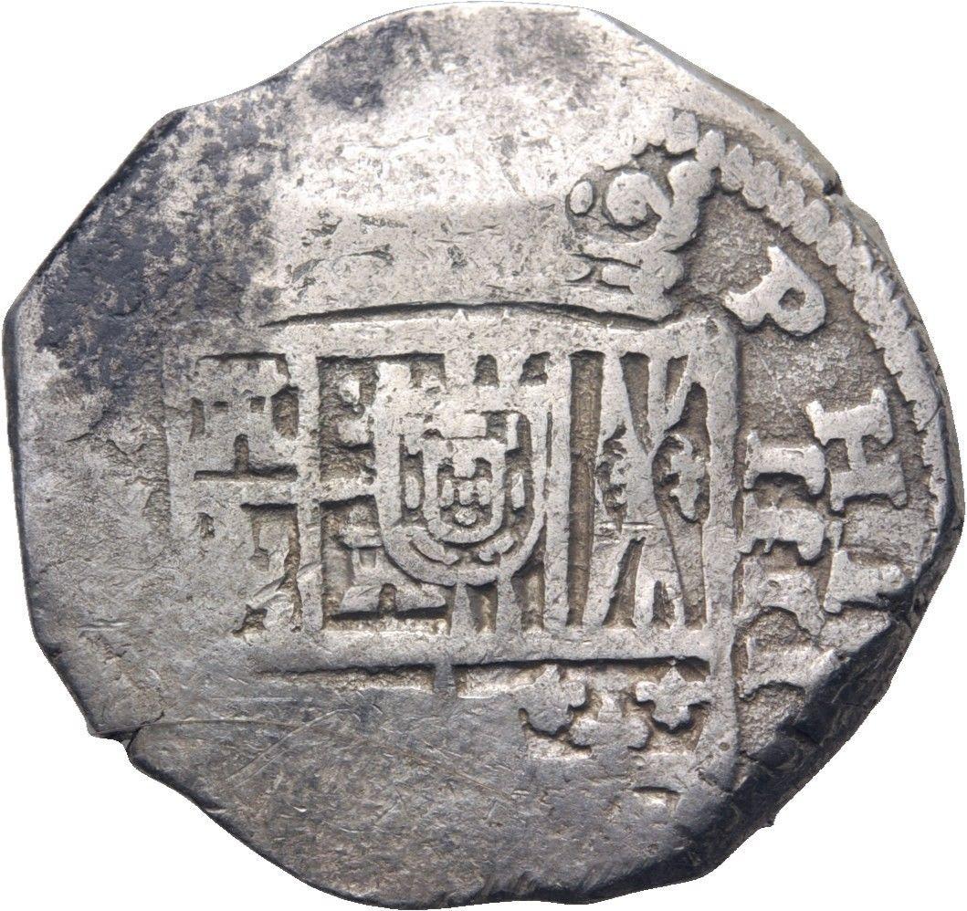 4 reales de Felipe IV peninsulares Image