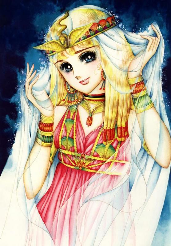 Hình màu Carol trong bộ cô gái sông Nile (Ouke Monshou) - Page 4 Carol_380