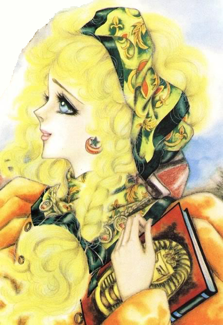 Hình màu Carol trong bộ cô gái sông Nile (Ouke Monshou) - Page 4 Carol_388