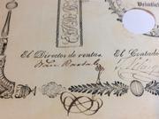 25 pesos 1849  Estado de Honduras  IMG_4845