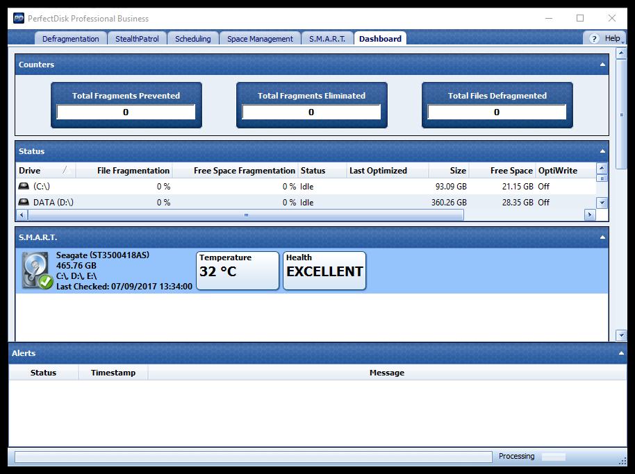 Raxco PerfectDisk Professional Business 14.0 Build 891 00704