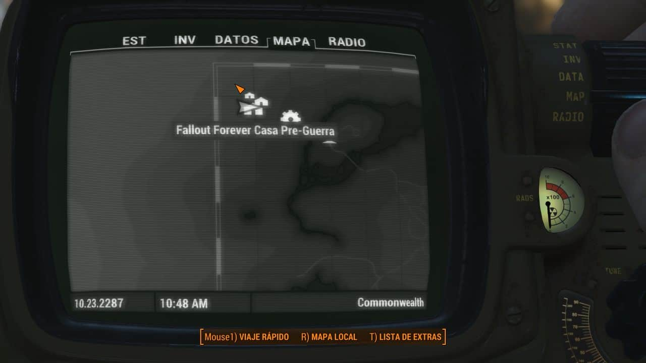 [MOD Fallout Forever] FF Green Valley.  20160429182519_1
