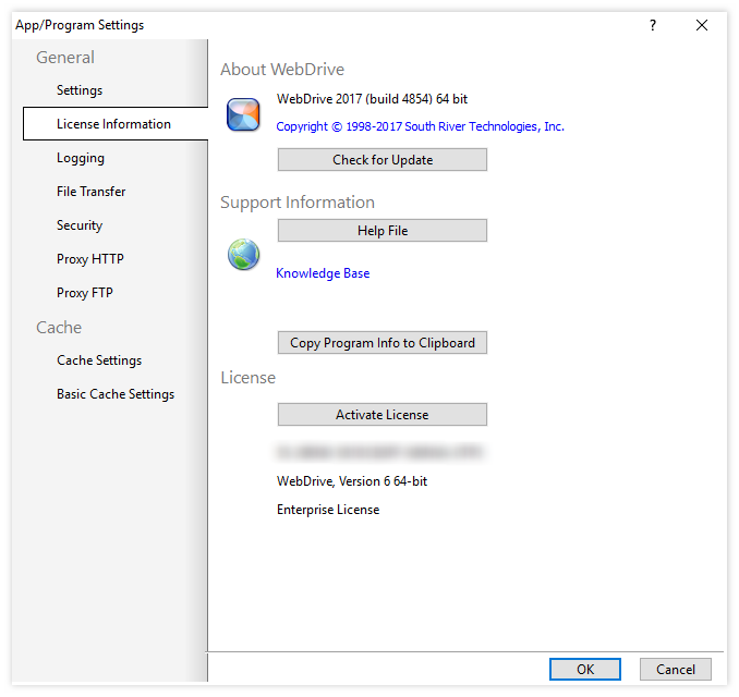 WebDrive Enterprise 2017 Build 4854 x86.x64 00691