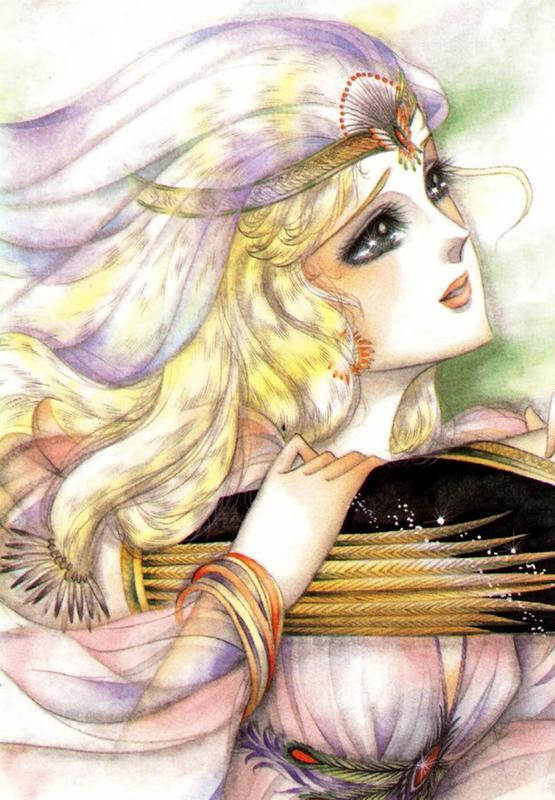 Hình màu Carol trong bộ cô gái sông Nile (Ouke Monshou) - Page 4 Carol_393
