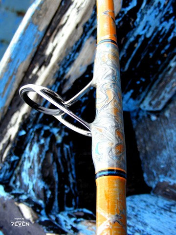 "Still Counting"" - Boat fishing rod Migmo_II_guide1"