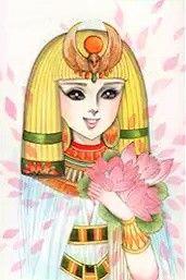 Hình màu Carol trong bộ cô gái sông Nile (Ouke Monshou) - Page 2 Carol_169