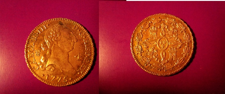 4 Maravedís CAROLUS III, Segovia. 1775 IMG_20140422_165756