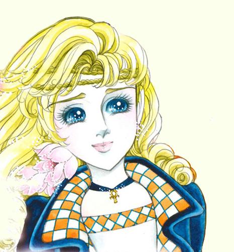 Hình màu Carol trong bộ cô gái sông Nile (Ouke Monshou) - Page 2 Carol_128