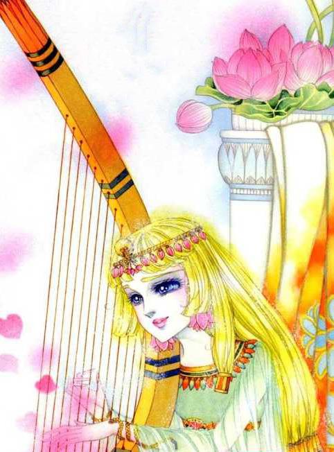 Hình màu Carol trong bộ cô gái sông Nile (Ouke Monshou) - Page 5 Carol_446