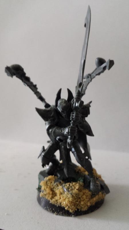 All Plastic Dark Eldar Incubusonbase7