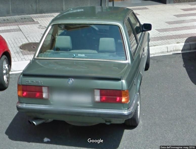 Auto  storiche da Google Maps - Pagina 6 323i_1