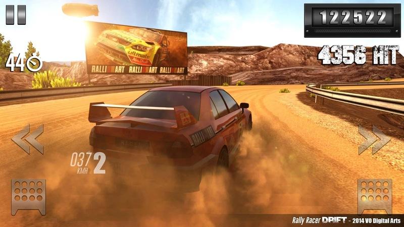 Rally Racer Drift v1.05 [Mod Money] Image