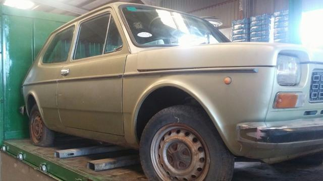 Seat 127 LS de 1976, nueva adquisición de Carmona.  IMG-20170831-_WA0007
