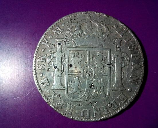 CAROLUS IV DE A8 1789 MEXICO vis  IMG_20141216_110902