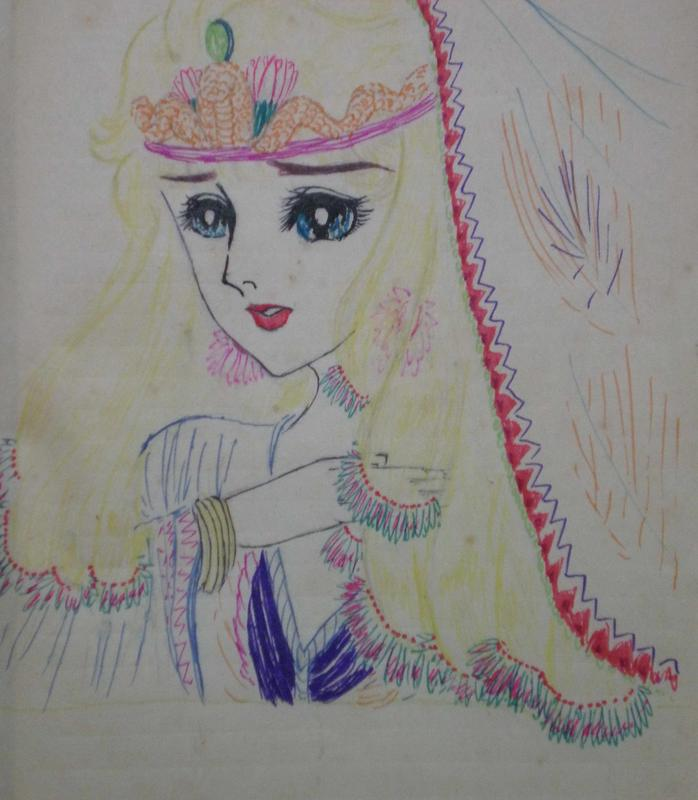 Hình màu Carol trong bộ cô gái sông Nile (Ouke Monshou) - Page 5 Carol_425