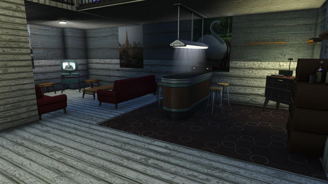 [MOD Fallout Forever] Lake House (Terminado) Interior_3