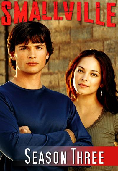 Smallville|T01-T10|Latino-Ingles|1080p|AMZN/HD-DVD/Blu-Ray|217/217|+OST|HEVC-10bit - Página 3 Season03-poster