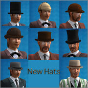 My mods - Page 5 New_hats