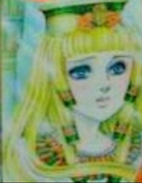 Hình màu Carol trong bộ cô gái sông Nile (Ouke Monshou) - Page 2 Carol_129