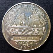 """Perú - 5.000 soles - 1979 - """"Huáscar"""" 5000_soles-1979-r"""