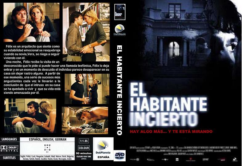 El Habitante Incierto (España, 2004) The Uninvited Guest El_Habitante_DVD