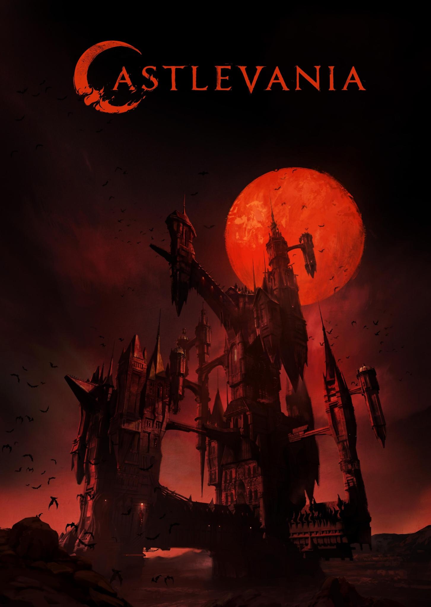 Castlevania | WEB-DL| Lat/Cast/Jap+Sub | 04/04| MKV-1080p | x264 Castlevania