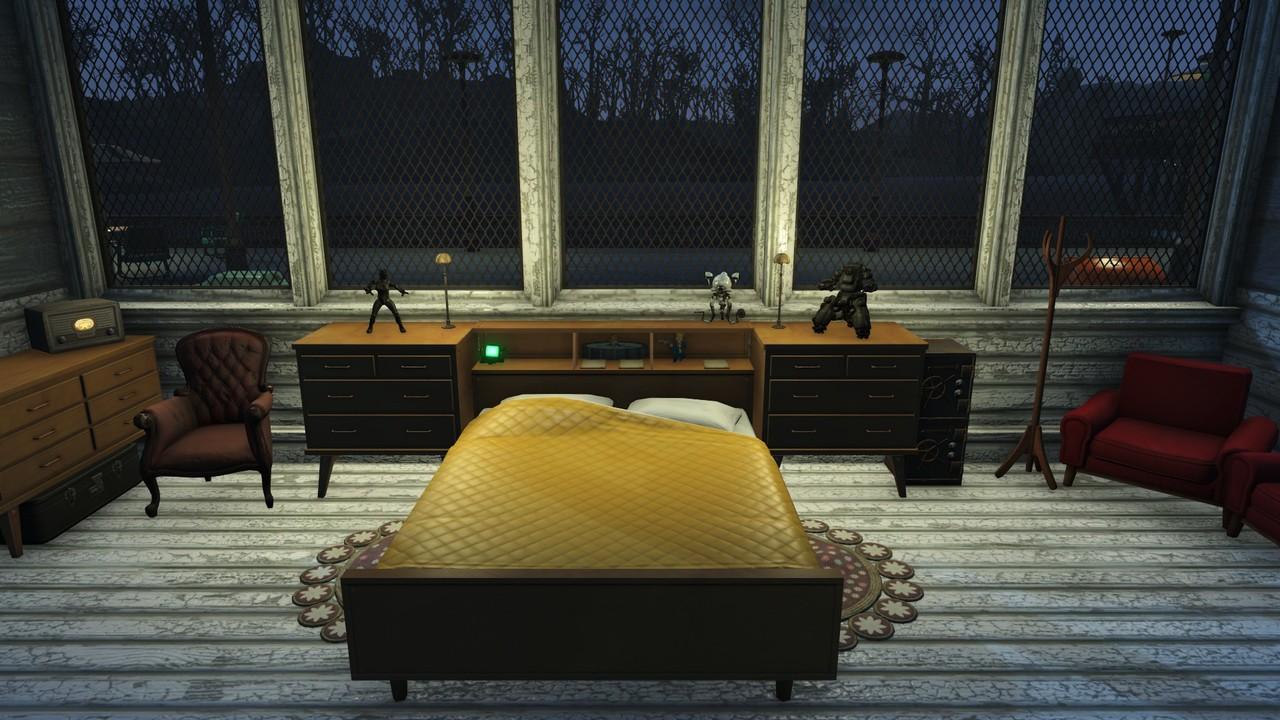 [MOD Fallout Forever] Lake House (Terminado) Interior_2