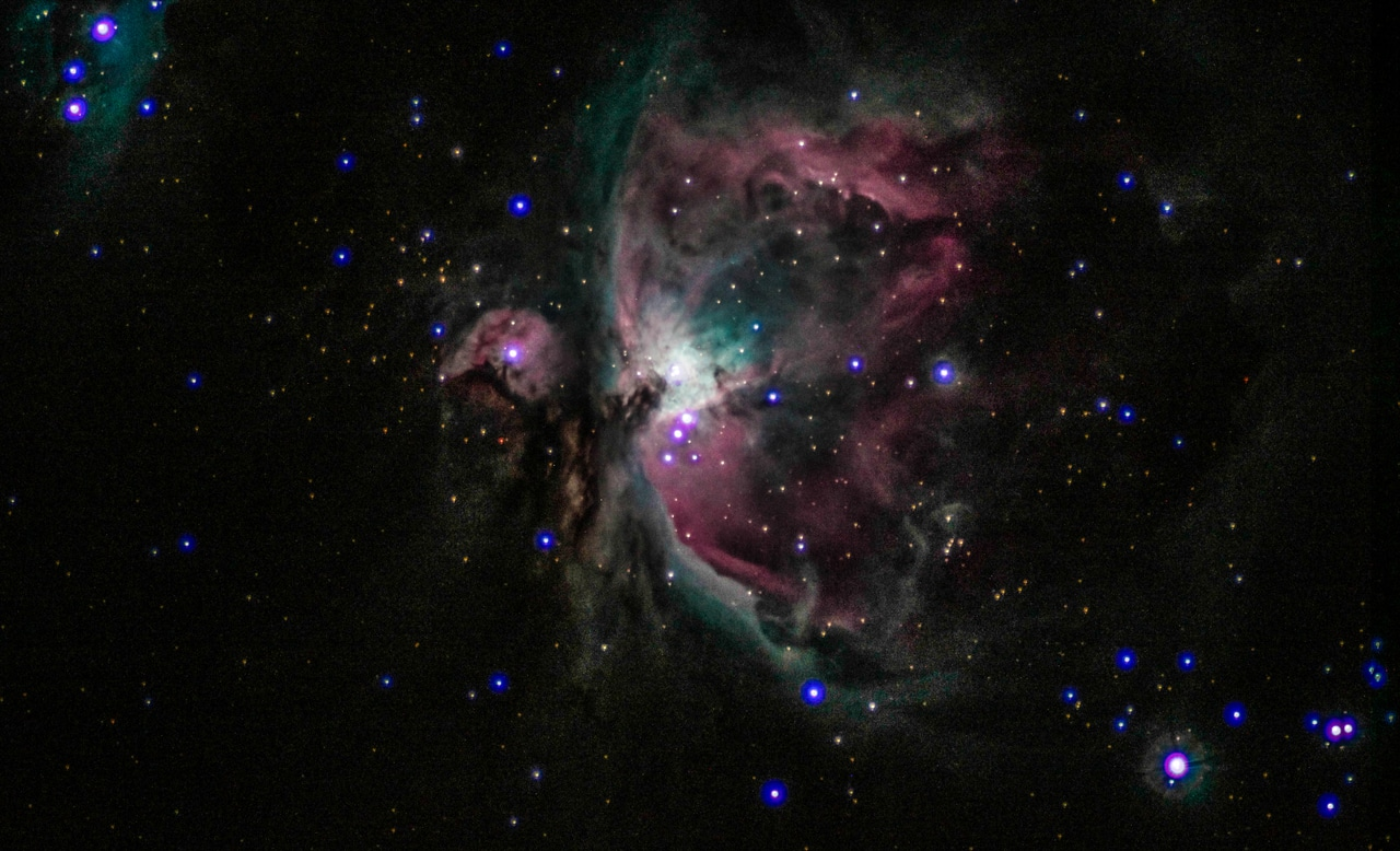 Nebulosa de Orión Okkkk-