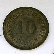 De necesidad y de guerra: monedas de la I Guerra Mundial Eisleben-a