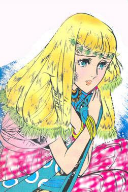 Hình màu Carol trong bộ cô gái sông Nile (Ouke Monshou) - Page 2 Carol_181
