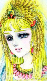 Hình màu Carol trong bộ cô gái sông Nile (Ouke Monshou) - Page 4 Carol_345