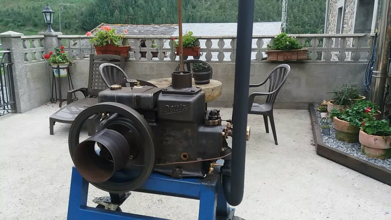 Los motores estacionarios de Tisomar 15196067_1347159115295567_8731652272711677835_o