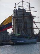 Centenario Gesta Heroica Veracruz: Velas Internacionales 2014 101_0675