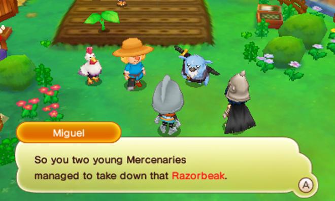 [3DS]Fantasy Life 10972358_11