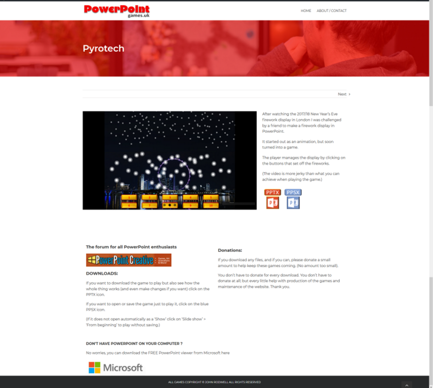 Re-launched website - powerpointgames.uk New_site_3