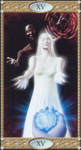 XV - Дьявол Image