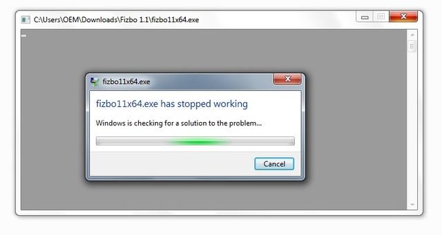 Fizbo Fizbo_problem