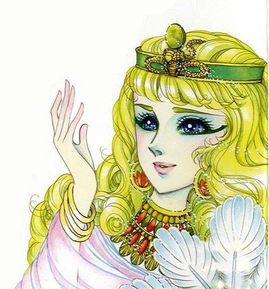 Hình màu Carol trong bộ cô gái sông Nile (Ouke Monshou) - Page 3 Carol_287