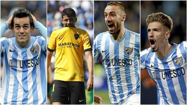 El Málaga CF, el tercer equipo de Primera que más ha ingresado este mercado 15046923600721
