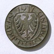 De necesidad y de guerra: monedas de la I Guerra Mundial Dortmund-r